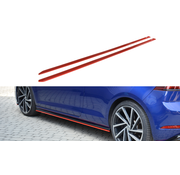 Maxton Design Maxton Design SIDE SKIRTS DIFFUSERS V.2 VW GOLF 7 R FACELIFT