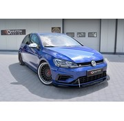 Maxton Design Maxton Design VW GOLF 7 R (FACELIFT) - HYBRID FRONT RACING SPLITTER