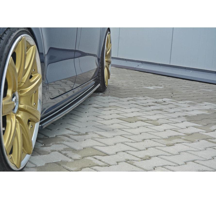 Maxton Design SIDE SKIRTS DIFFUSERS VOLKSWAGEN JETTA MK6 SEDAN PREFACE