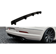 Maxton Design Maxton Design CENTRAL REAR SPLITTER VW PASSAT CC R36 RLINE (PREFACE) (WITH VERTICAL BARS)
