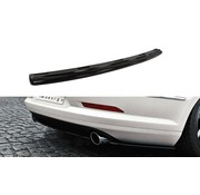 Maxton Design Maxton Design CENTRAL REAR SPLITTER VW PASSAT CC R36 RLINE (PREFACE) (WITHOUT VERTICAL BARS)