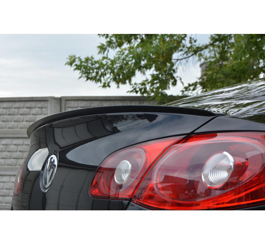 Maxton Design SPOILER CAP VW PASSAT CC R36 RLINE (PREFACE)