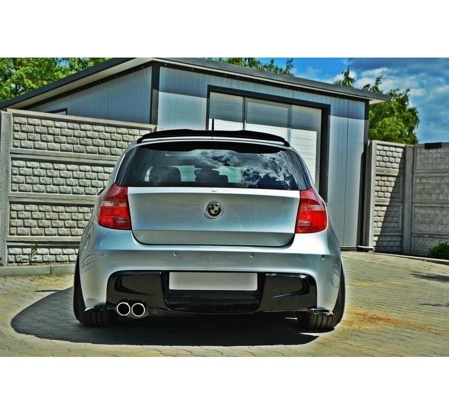 Maxton Design REAR SIDE SPLITTERS BMW 1 E87 STANDARD/M-PERFORMANCE