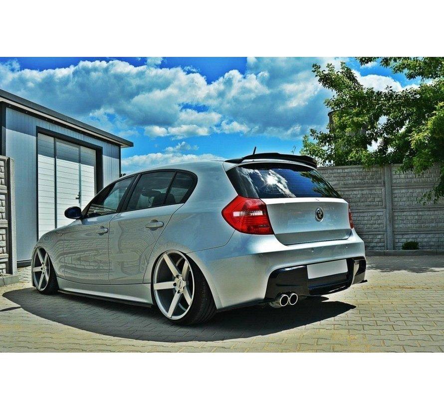 Maxton Design SIDE SKIRTS DIFFUSERS BMW 1 E87