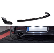 Maxton Design Maxton Design CENTRAL REAR SPLITTER (WITHOUT VERTICAL BARS) BMW 1 E81/ E87 M-PACK FACELIFT