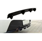 Maxton Design Maxton Design CENTRAL REAR SPLITTER BMW 1 F20/F21 M-POWER (WITH VERTICAL BARS)