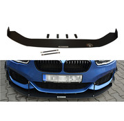 Maxton Design Maxton Design FRONT RACING SPLITTER V.2 BMW 1 F20/F21 M-POWER FACELIFT