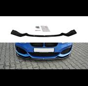Maxton Design Maxton Design FRONT SPLITTER V.2 BMW 1 F20/F21 M-POWER