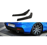 Maxton Design Maxton Design REAR SIDE SPLITTERS BMW 1 F20/F21 M-POWER (FACELIFT)