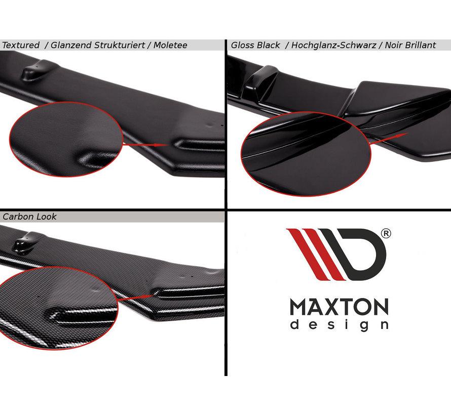 Maxton Design REAR SIDE SPLITTERS V.2 BMW 1 F20/F21 M-POWER FACELIFT