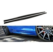 Maxton Design Maxton Design SIDE SKIRTS DIFFUSERS BMW 1 F20/F21 M-POWER (FACELIFT)