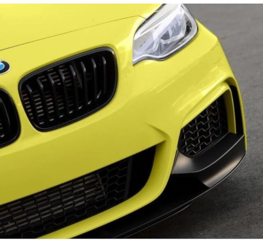 Maxton Design FRONTSPOILER SPORT-PERFORMANCE BMW 2 F22/F23 WITH M-PACKAGE