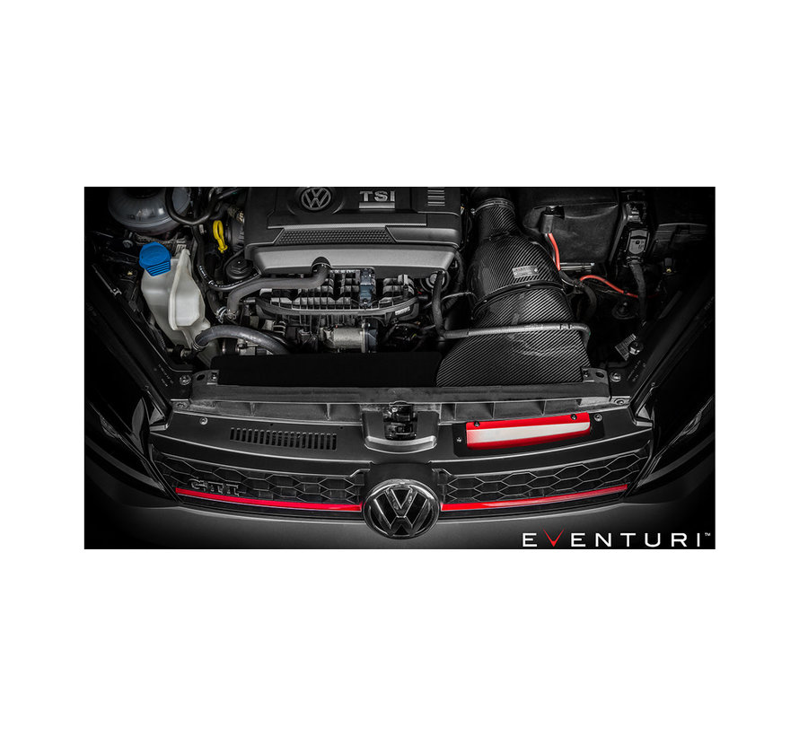 Eventuri airintake VAG 2.0 TFSI golf 7 GTI + R, Audi S3, Seat Leon Cupra