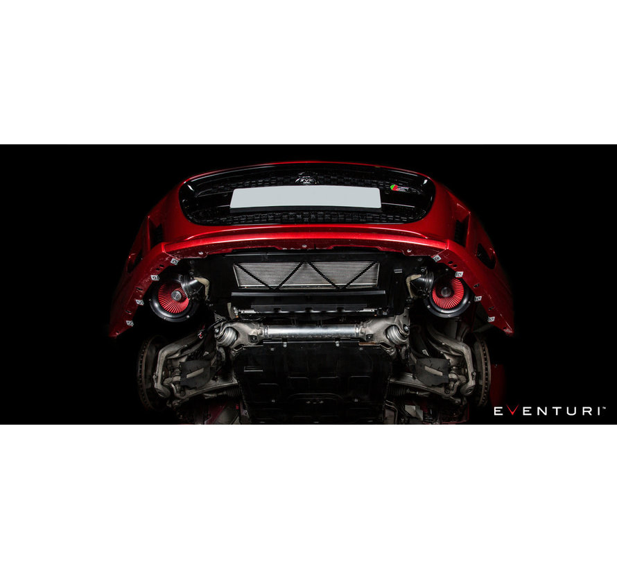 Eventuri airintake Jaguar F type carbon