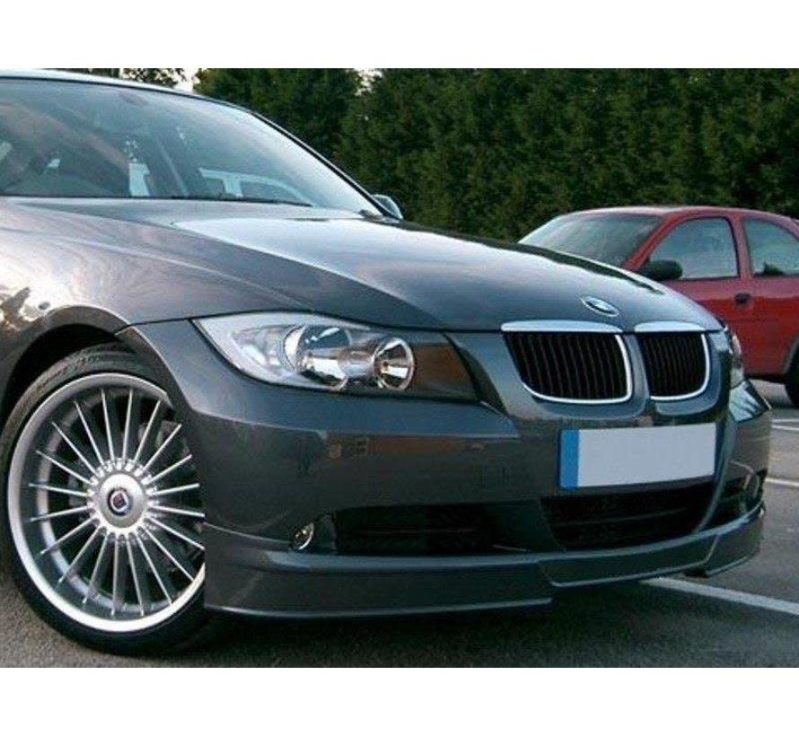 Maxton Design FRONT BUMPER SPOILER BMW 3 E90 / E91