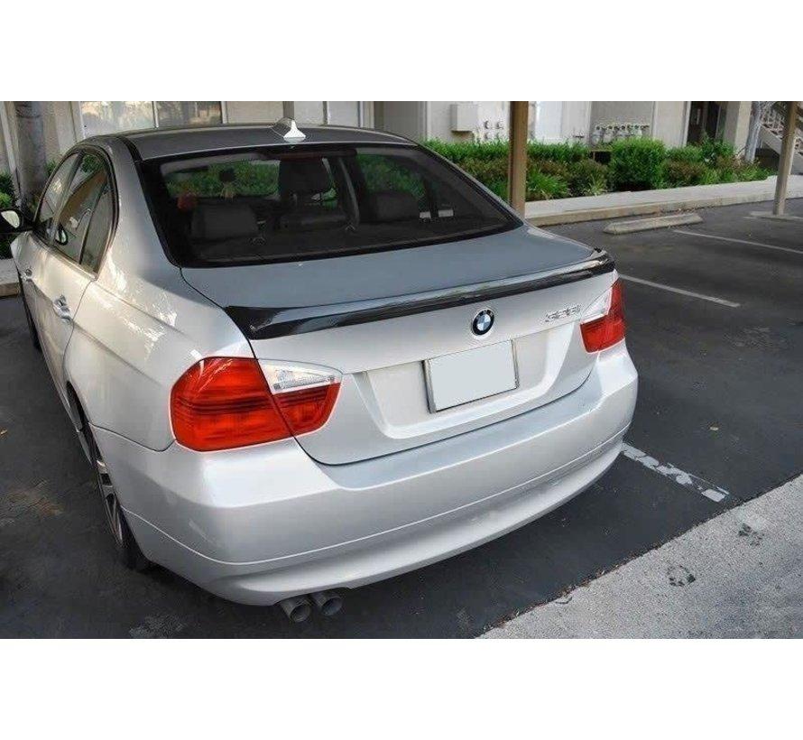 Maxton Design REAR SPOILER BMW 3 E90 (ongespoten)