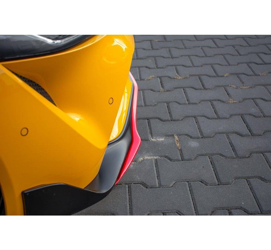 Maxton Design FRONT SPLITTER V.3 TOYOTA SUPRA MK5