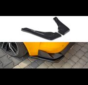 Maxton Design Maxton Design REAR SIDE SPLITTERS V.1 TOYOTA SUPRA MK5