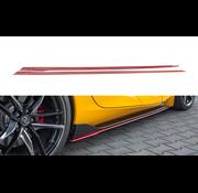 Maxton Design Maxton Design SIDE SKIRTS DIFFUSERS V.2 TOYOTA SUPRA MK5