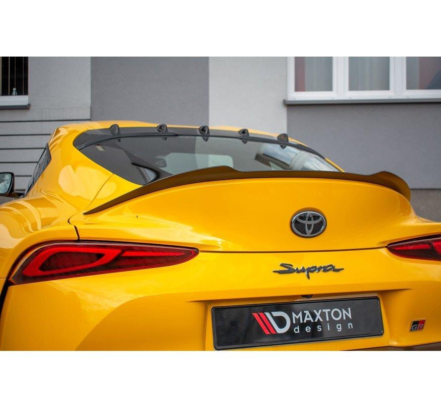 Maxton Design SPOILER EXTENSION TOYOTA SUPRA MK5