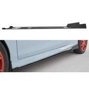 Maxton Design Maxton Design RACING SIDE SKIRTS DIFFUSERS FORD FIESTA MK7 ST FACELIFT