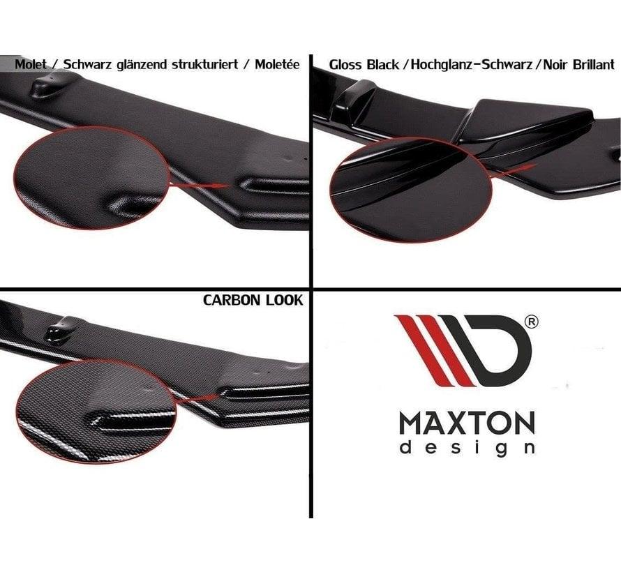 Maxton Design REAR DIFFUSER FORD FIESTA MK7 ST FACELIFT