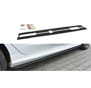 Maxton Design Maxton Design RACING SIDE SKIRTS DIFFUSERS V.2 FORD FIESTA MK8 ST/ ST-LINE