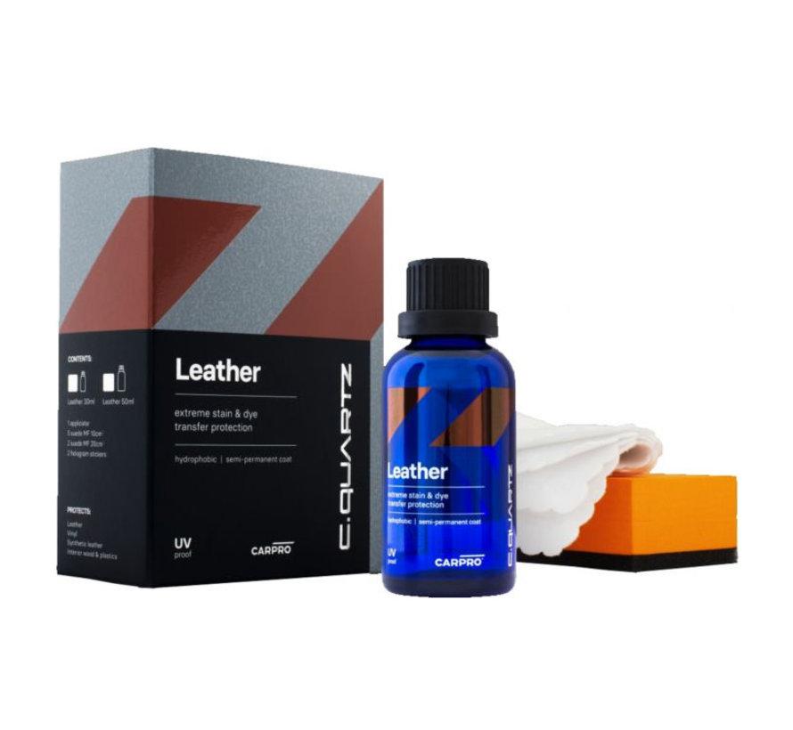 CarPro CQuartz Leather and Vinyl Coating 30ml