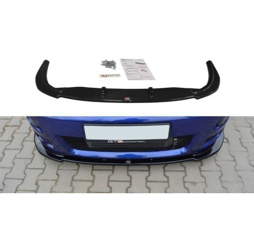 Maxton Design FRONT SPLITTER V.1 FORD FOCUS MK1 RS