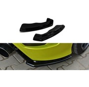 Maxton Design Maxton Design REAR SIDE SPLITTERS FORD FOCUS MK2 RS