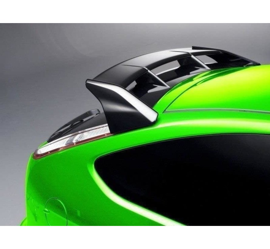 Maxton Design ROOF SPOILER FORD FOCUS II HB < RS LOOK > PRIMER PAINTED (ongespoten)