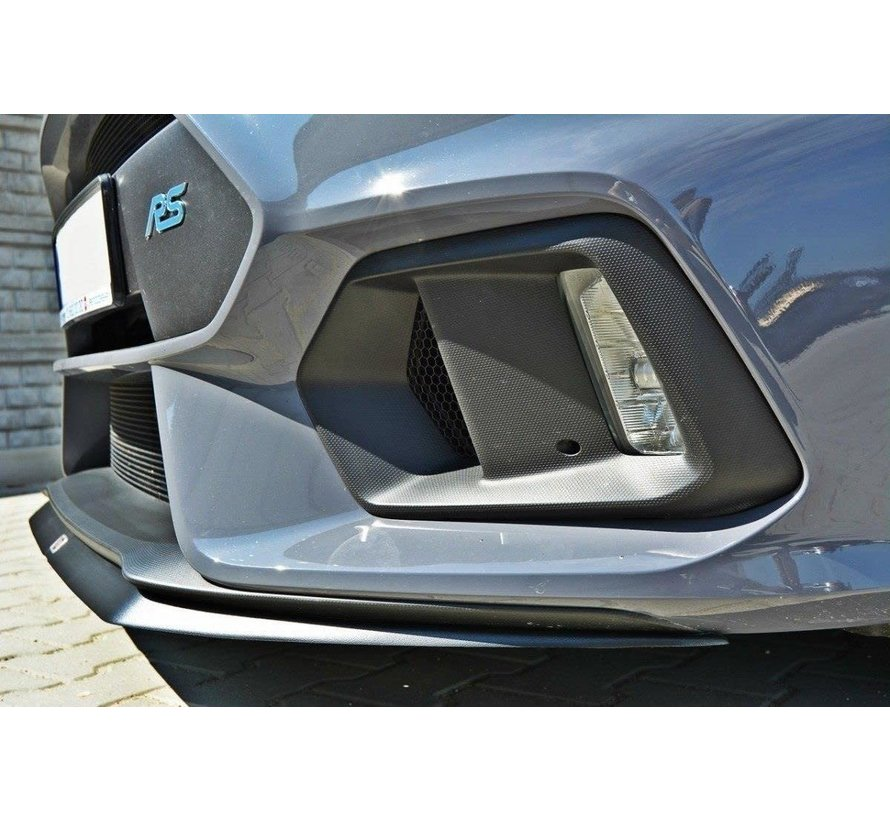 Maxton Design FRONT SPLITTER FORD FOCUS 3 RS V.2