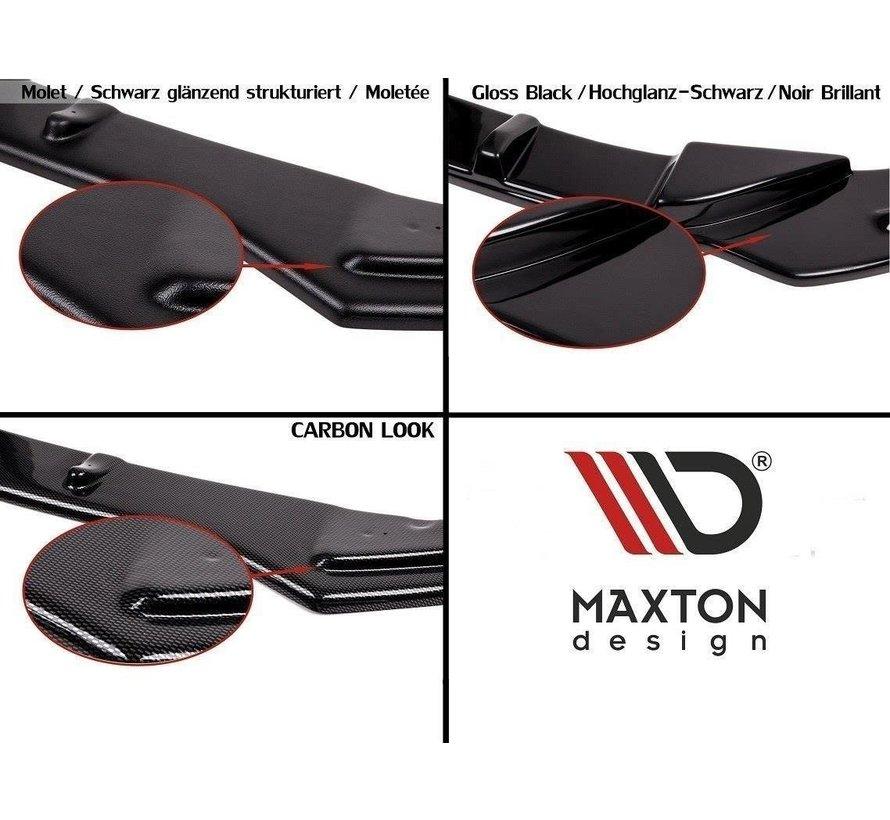 Maxton Design REAR VALANCE FORD FIESTA MK8 ST-LINE