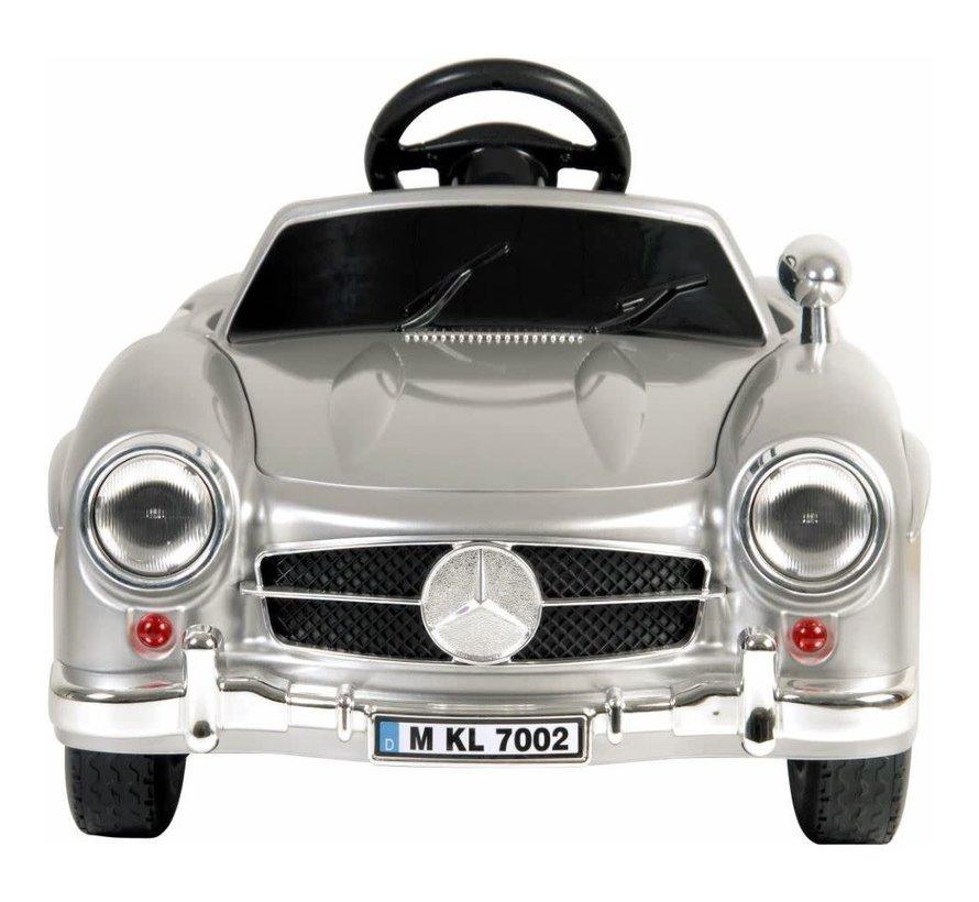 Accu-Auto Mercedes Mercedes Benz 300SL Zilver - vanaf 3 jaar