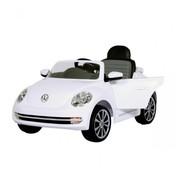 OSP Accu-Auto Volkswagen Beetle Wit - 6V - incl. MP3 - vanaf 3 jaar