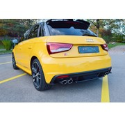 Maxton Design Maxton Design REAR SIDE SPLITTERS AUDI S1 8X