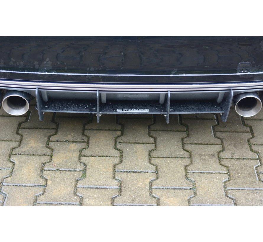 Maxton Design REAR DIFFUSER AUDI S3 / A3 S-LINE 8V HATCHBACK / SPORTBACK
