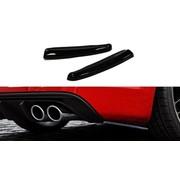 Maxton Design Maxton Design REAR SIDE SPLITTERS AUDI S3 / A3 S-LINE 8V HATCHBACK / SPORTBACK