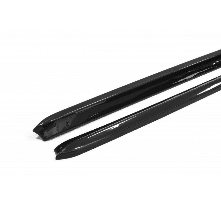 Maxton Design SIDE SKIRTS DIFFUSERS AUDI S3 8L