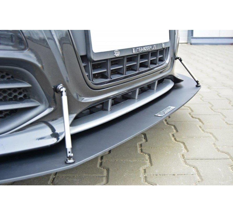 Maxton Design FRONT RACING SPLITTER AUDI S3 8P FL