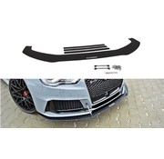 Maxton Design Maxton Design FRONT RACING SPLITTER AUDI RS3 8V SPORTBACK