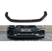 Maxton Design Maxton Design FRONT SPLITTER V.1 AUDI RS3 8V FL SPORTBACK