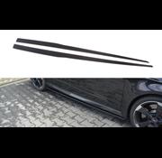 Maxton Design Maxton Design RACING SIDE SKIRTS DIFFUSERS V.1AUDI AUDI RS3 8V FL SPORTBACK