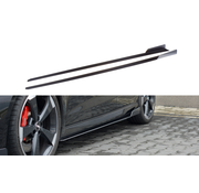 Maxton Design Maxton Design RACING SIDE SKIRTS DIFFUSERS V.2 AUDI AUDI RS3 8V FL SPORTBACK