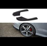 Maxton Design Maxton Design REAR SIDE SPLITTERS AUDI RS3 8V FL SEDAN