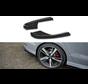 Maxton Design REAR SIDE SPLITTERS AUDI RS3 8V FL SEDAN