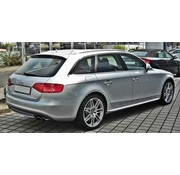 Maxton Design Maxton Design SIDE SKIRTS AUDI A4 B8 S-LINE LOOK (ongespoten)