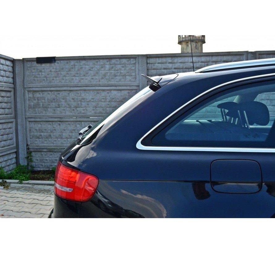 Maxton Design SPOILER CAP AUDI A4 B8 / B8 FL AVANT