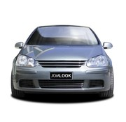 Autostyle Embleemloze Grill Volkswagen Golf V 2003-2008 excl. GTi/R32