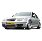 Autostyle Embleemloze Grill Volkswagen Bora 1999-2004